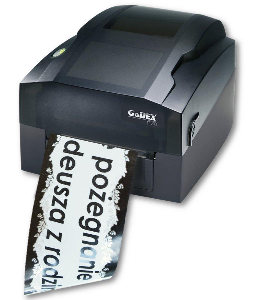 Sash Printer Godex G300 Stuhy pre kvetinárstva