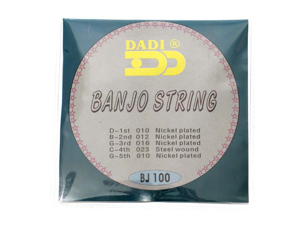 Struny pre Banjo Dadi BJ100 + Cubes Promotion