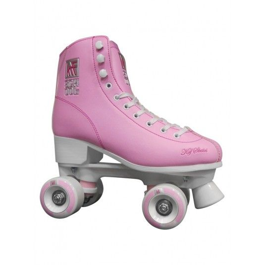 Kolieskové korčule KRF School Pink PPH 35