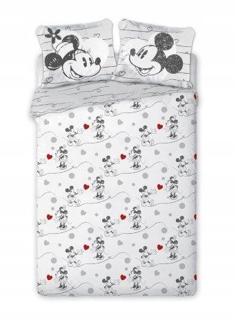 BED LINEN 135x200 Minnie Mouse Retro 2 obliečky na vankúš