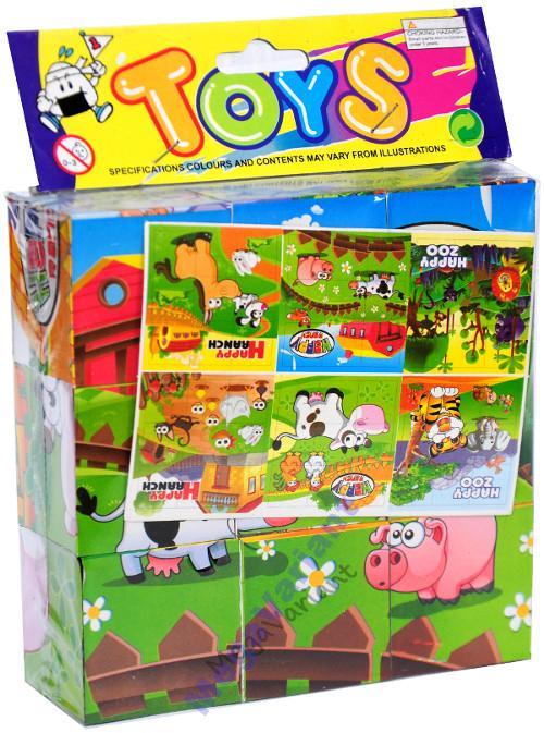 Puzzle Puzzle Puzzle 6 Bajek BAJEK