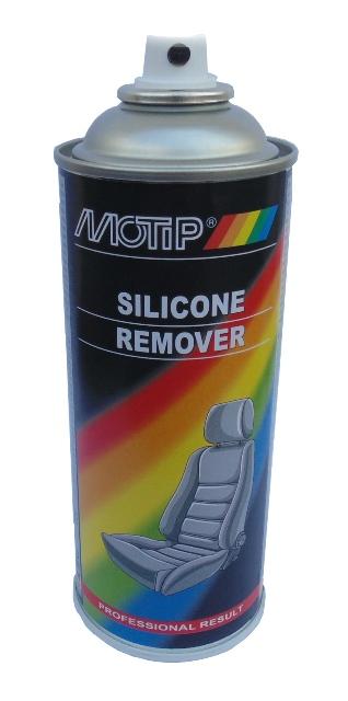 MOTIP - Środek czyszczący Silicone remover 400ml