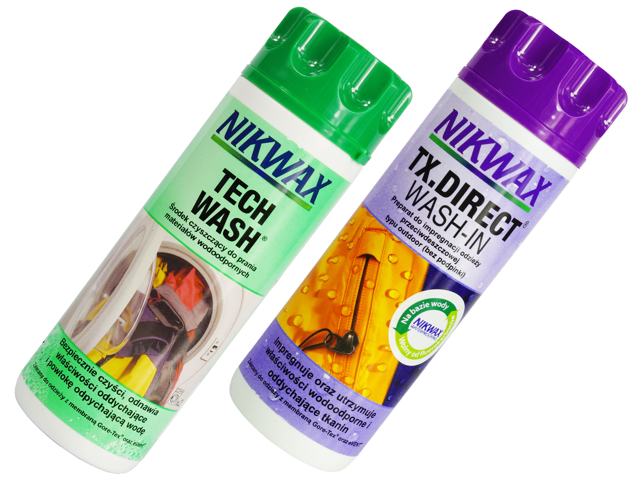 ПРОПИТКА NIKWAX TX.DIRECT WASH-IN + TECH WASH