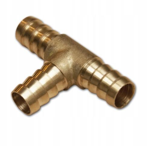 T TEE T - Pneumatický splitter pre hadicu 12mm
