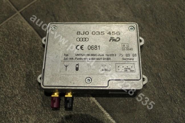 ANTENOS STIPRINTUVAS AUDI A1 A3 A4 A5 A6 A7 8J0035456