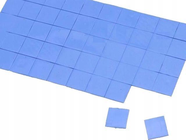 Termopad Thermopad 36шт 15mm x15mm x0,5 мм 3,2 WmK