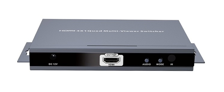 HDMI Screen MultiViewer Switch LKV-401MS regulátor