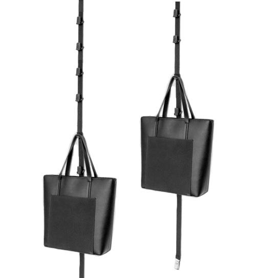 ОРГАНИЗАТОР ВЕШАЛКА шкаф для сумок 16 сумок HIT