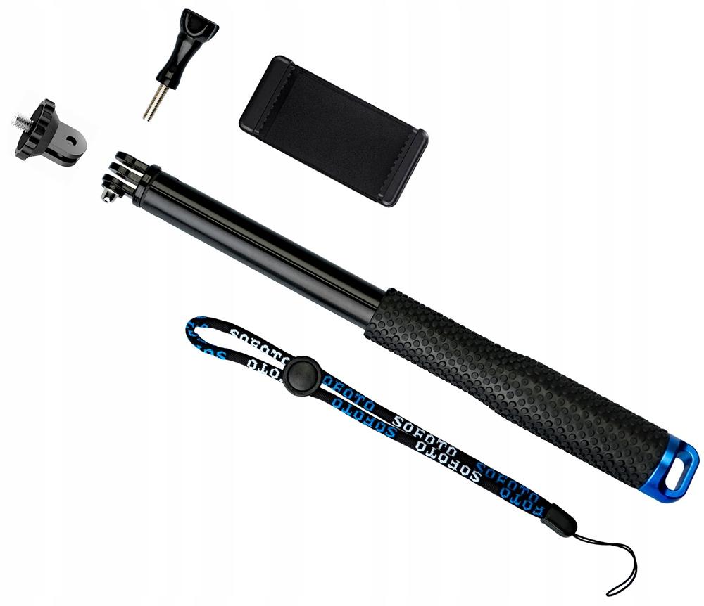 Monopod WODOODPORNY selfie stick do GoPro Hero 7 6