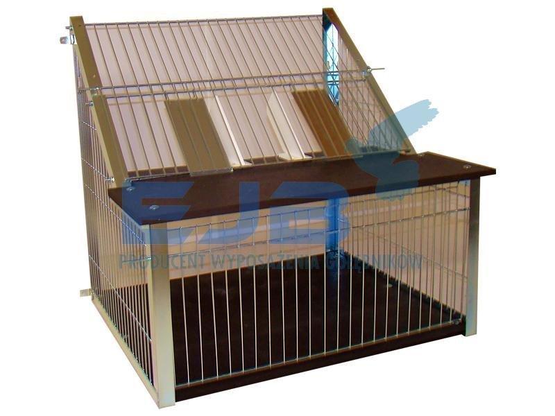 Správy 60 podlahy, preglejky pre dovecote alebo aviary