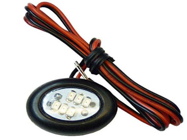 Лампа светодиодная 6 SMD Модуль Лента Лента 12В 24В