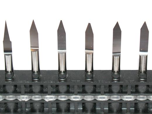 VHM Cutter Cutter V-Type CNC