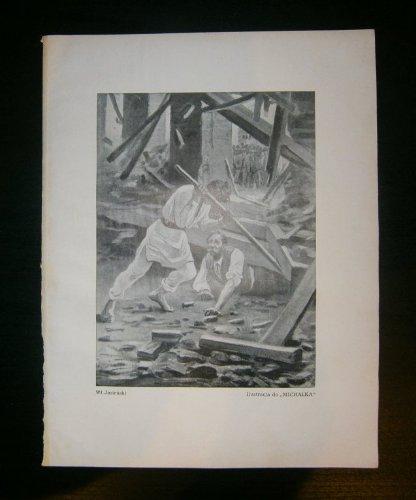 Ilustrácie Michałek Jasieński