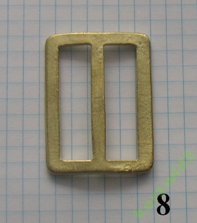 D-krúžok, slučka, háčik, pracka (8)