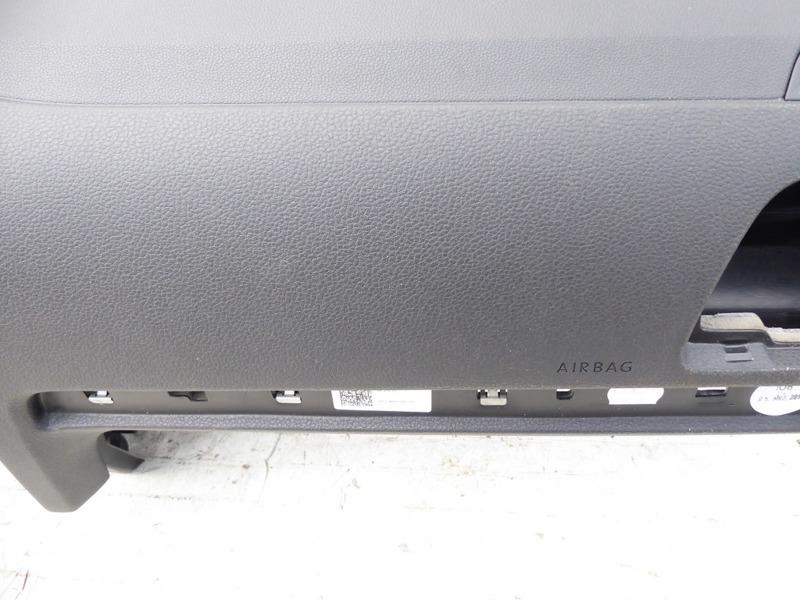 Golf 7 VII orginal доска консоль airbag водителя кп изображение 2