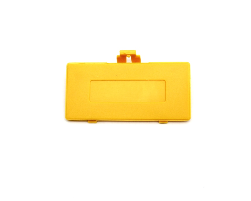 Item Battery cover for Game Boy Pocket [YELLOW]