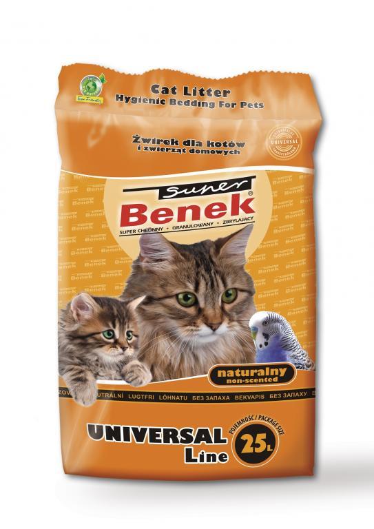 супер   Универсальный натуральный 25Л наполнитель кота