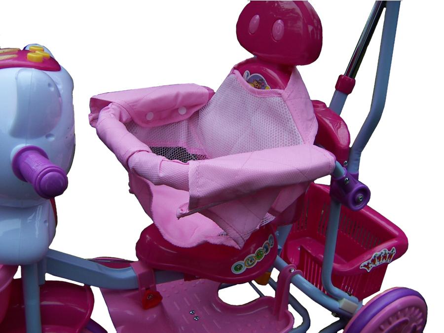 Redukčné vložky pre malé deti pre bicykle!