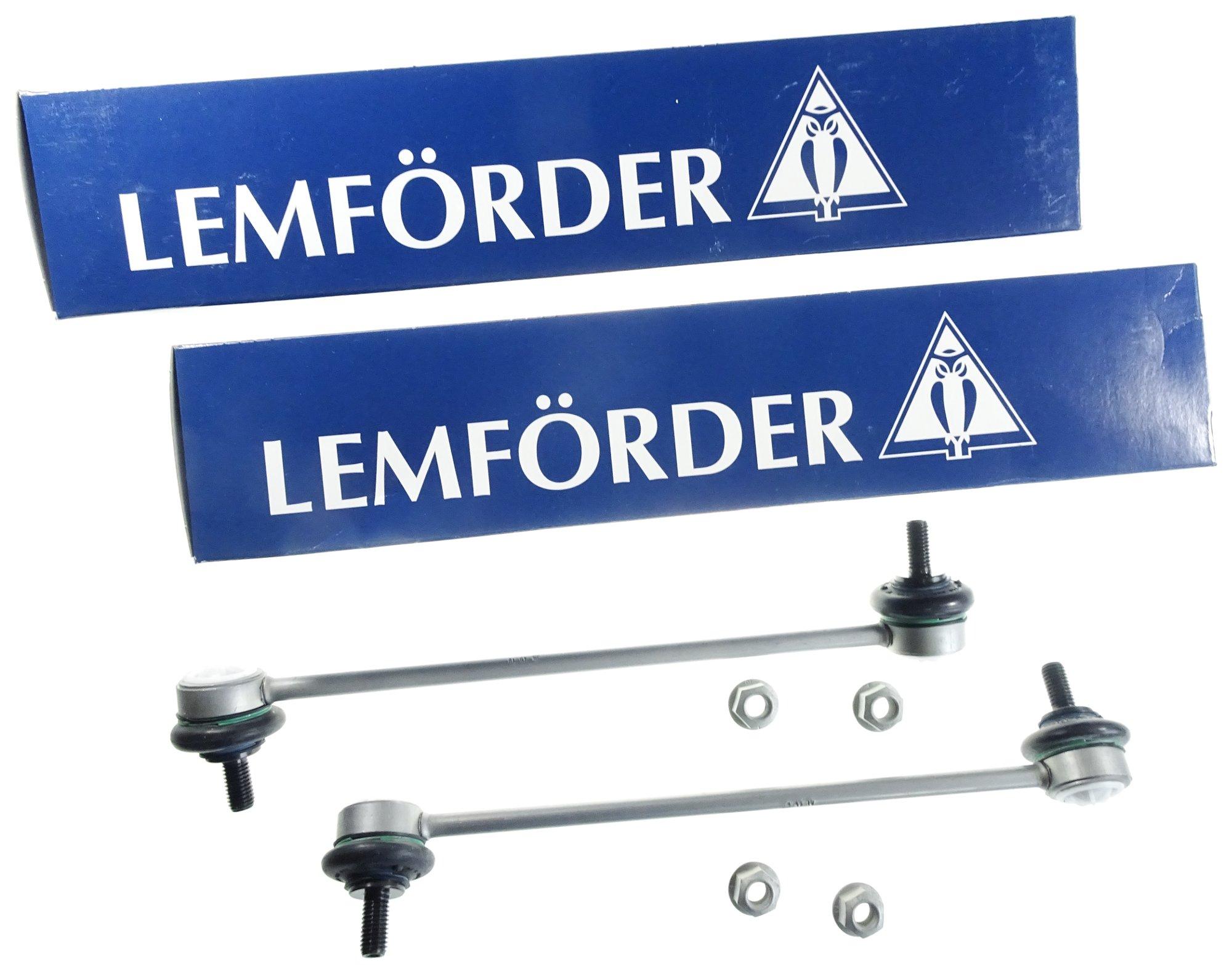 lemforder 2 Крепеж стабилизатора вперед bmw 3 e46