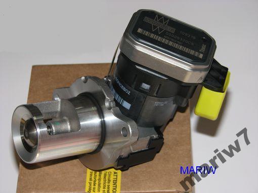 Клапан системы рециркуляции ОГ MERCEDES W203 W204 W211 W220 E C VIANO