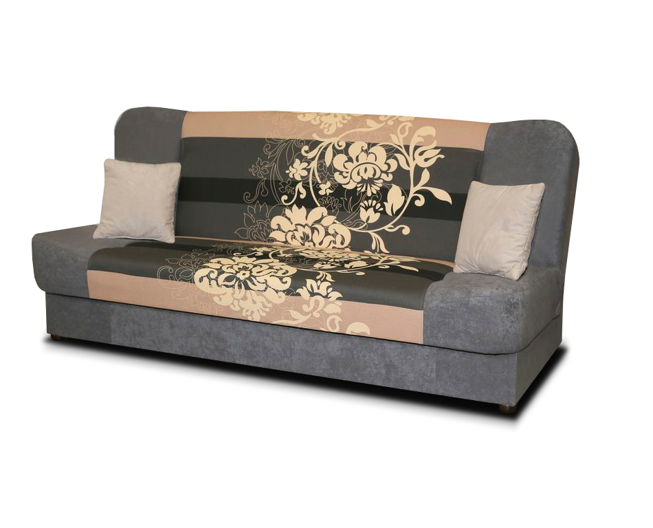 Kanapa sofa wersalka JAŚ 02 rozkładana sprężyny