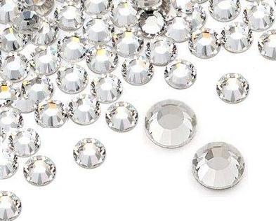 Kubické Zirconia 3 mm Crystals 144 ks DIAMENCI THERMO