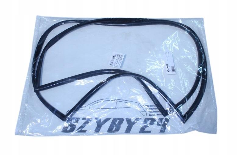 прокладка стекла передней джип cherokee xj 1983-01