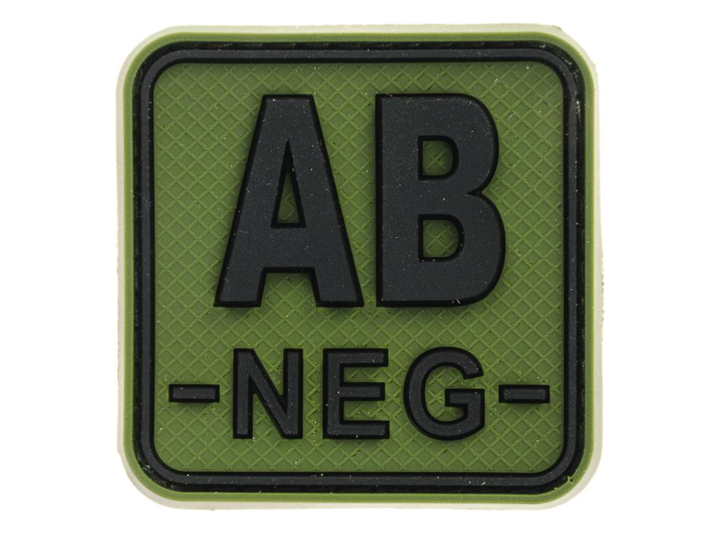 Náhrdelník Krvná skupina JTG Forest AB mínus / AB-