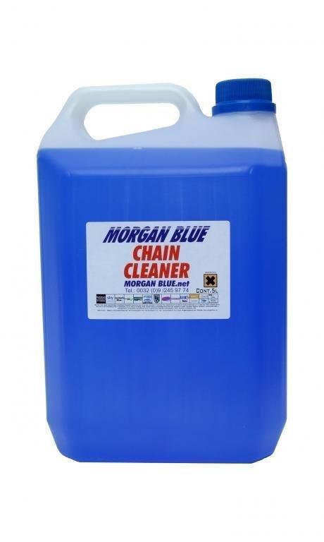 Morgan Blue преп. цикл очистки граф. Chain Cleaner 5000ml