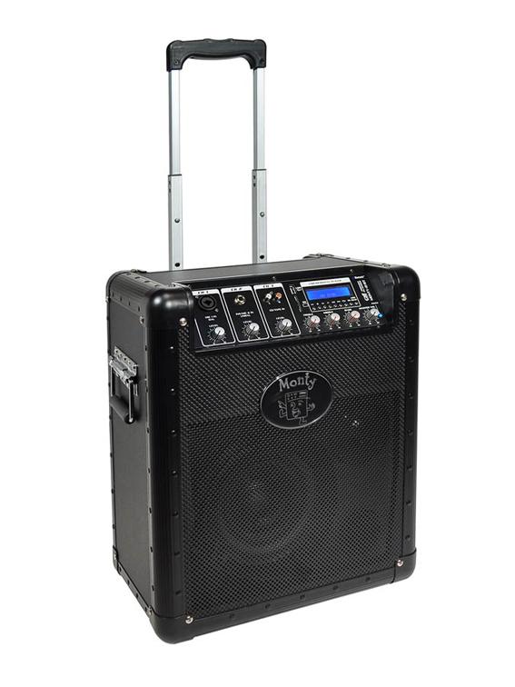 Mobilný zvukový systém Monty-8 Dębica !!