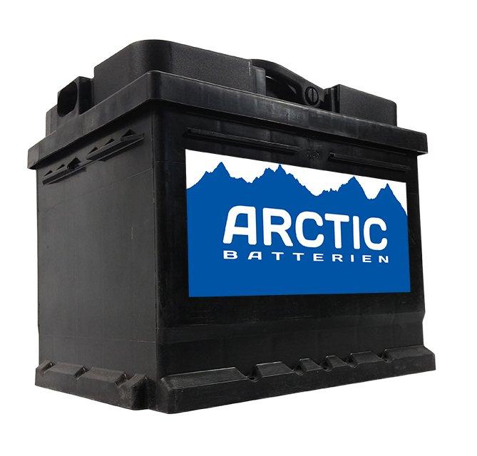 аккумулятор arctic 12v 74ah 640a