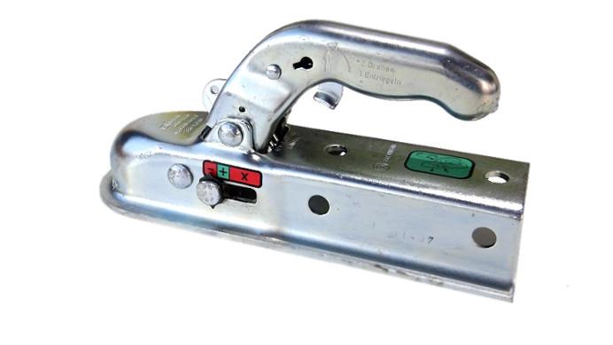 Прицеп с прицепом с крюком 1400 кг KNOTT square50