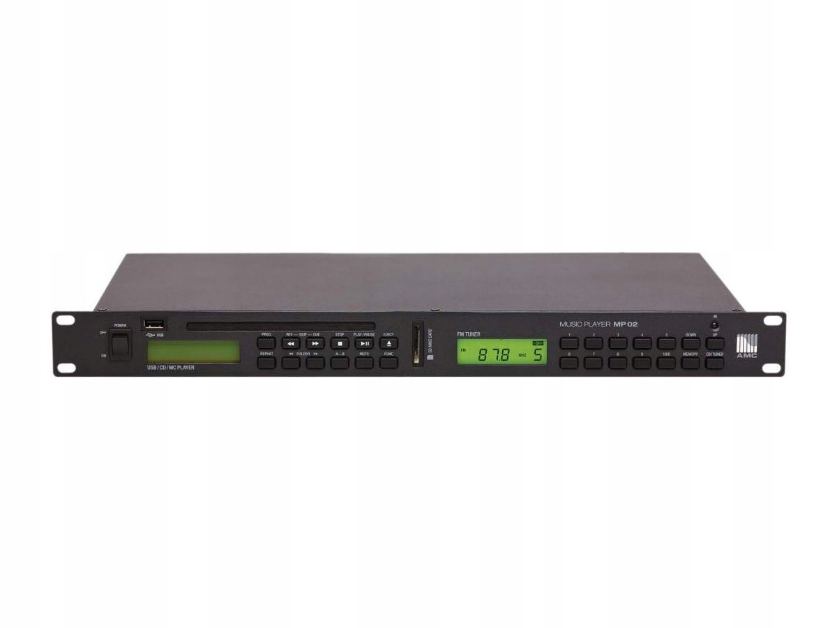 Item CD/USB/SD + FM TUNER