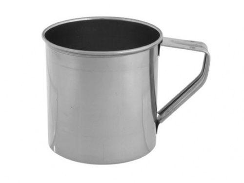 81345 Domotti Mugs Cup z nerezovej ocele 350 m