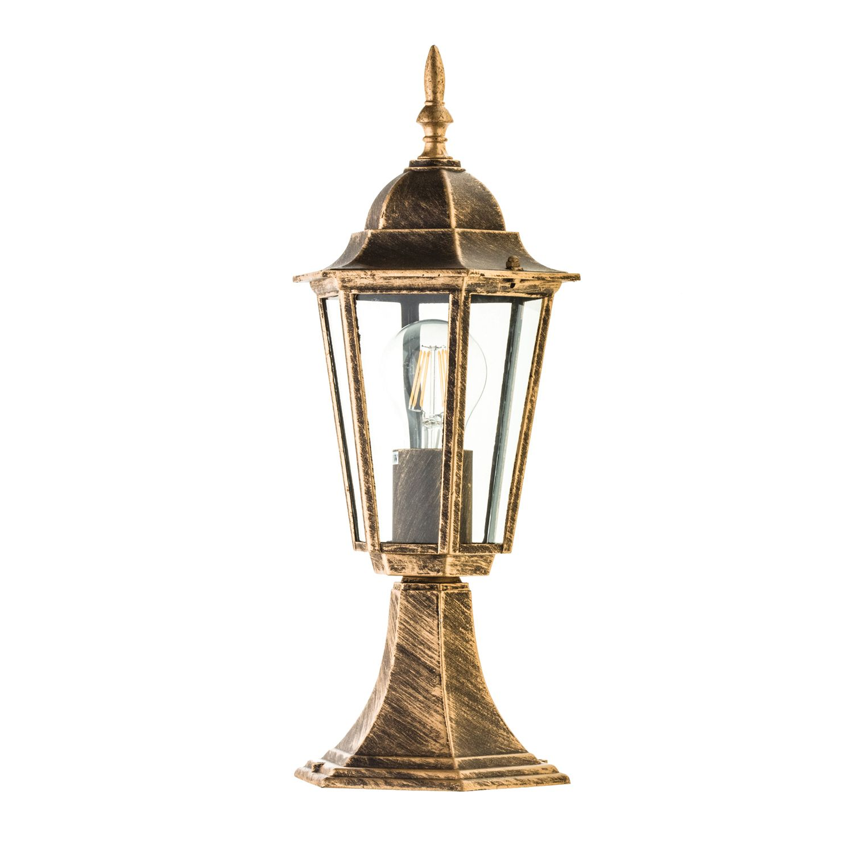 Lampa Lampa záhrade stojí LO4104 KOBE Zlato