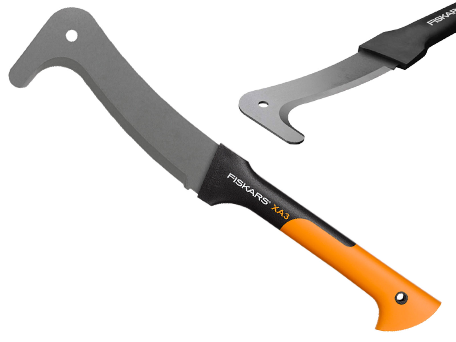 FISKARS Machete XA3 WoodXpert 51cm