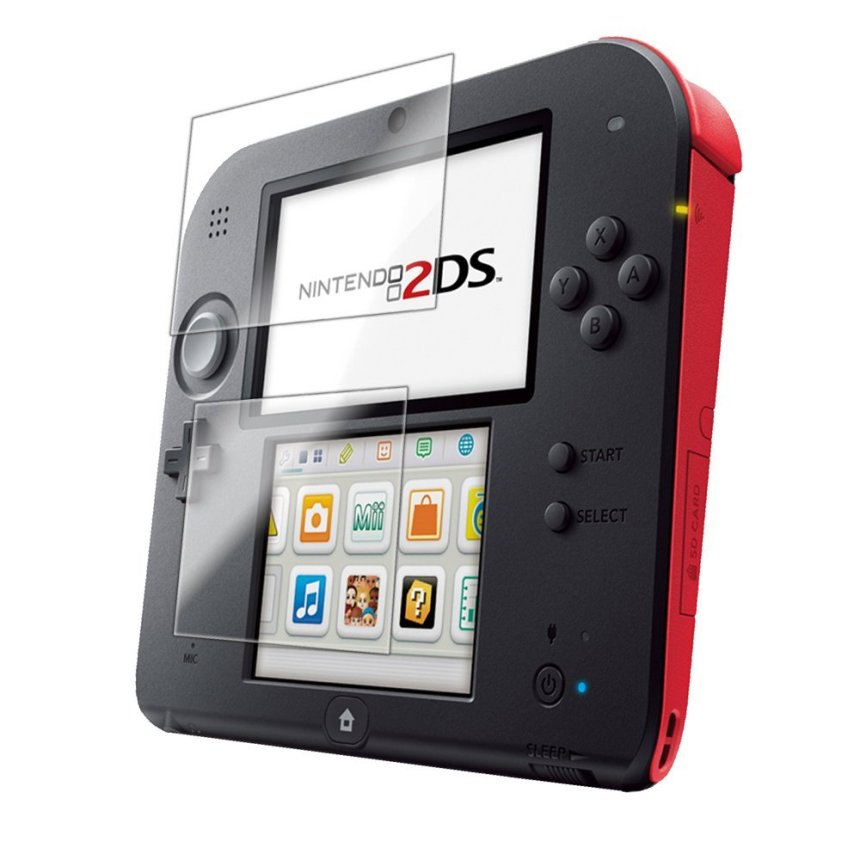 Item Screen protectors for Nintendo 2DS (up/down)