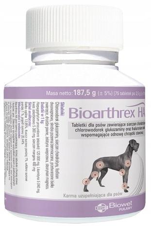 Bioarthrex HA 75 tab. Promocyjna cena !!!