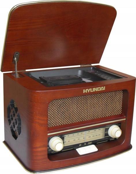 RÁDIO CD PREHRÁVAČ HYUNDAI RC 606 FM