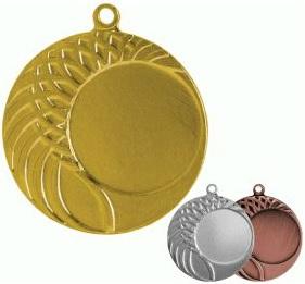 Medailové medaily Šport Trophy Award + Gravírovanie