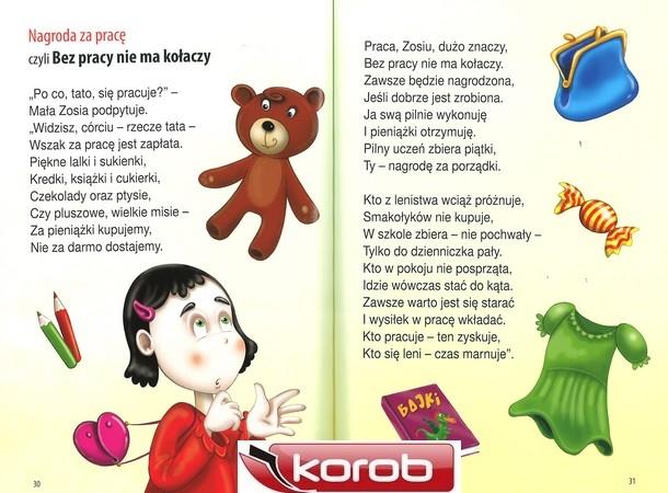 Przysłowia Polskie Rymowanki Dla Dzieci Nagrody