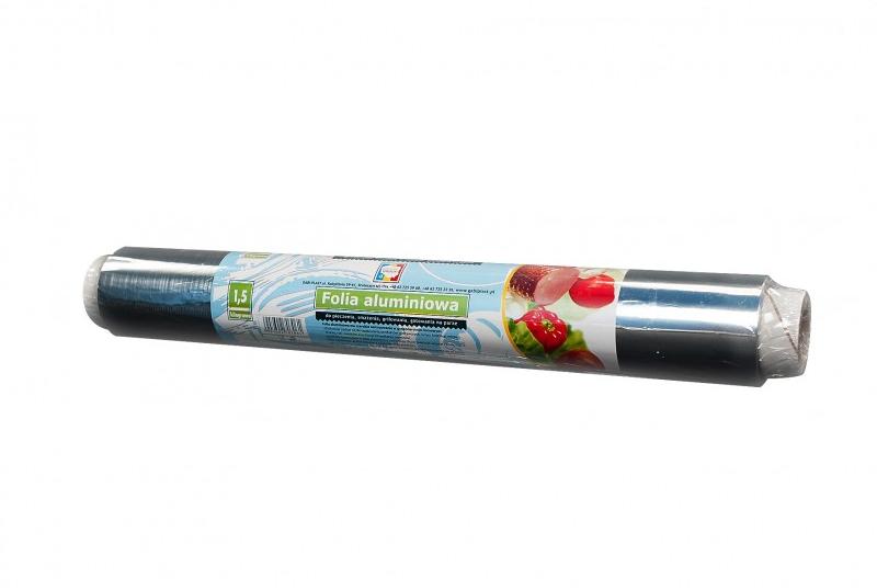 Фольга алюминиевая Пищевая Кейтеринговая 1,5 кг/45см