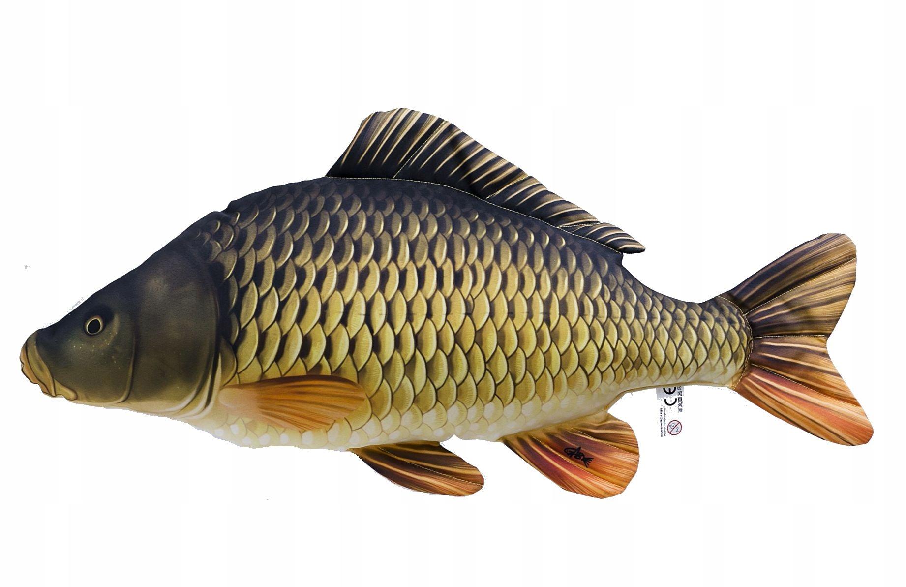 GABY vankúšik na hračky pre ryby KARP SAZAN obrie 100cm