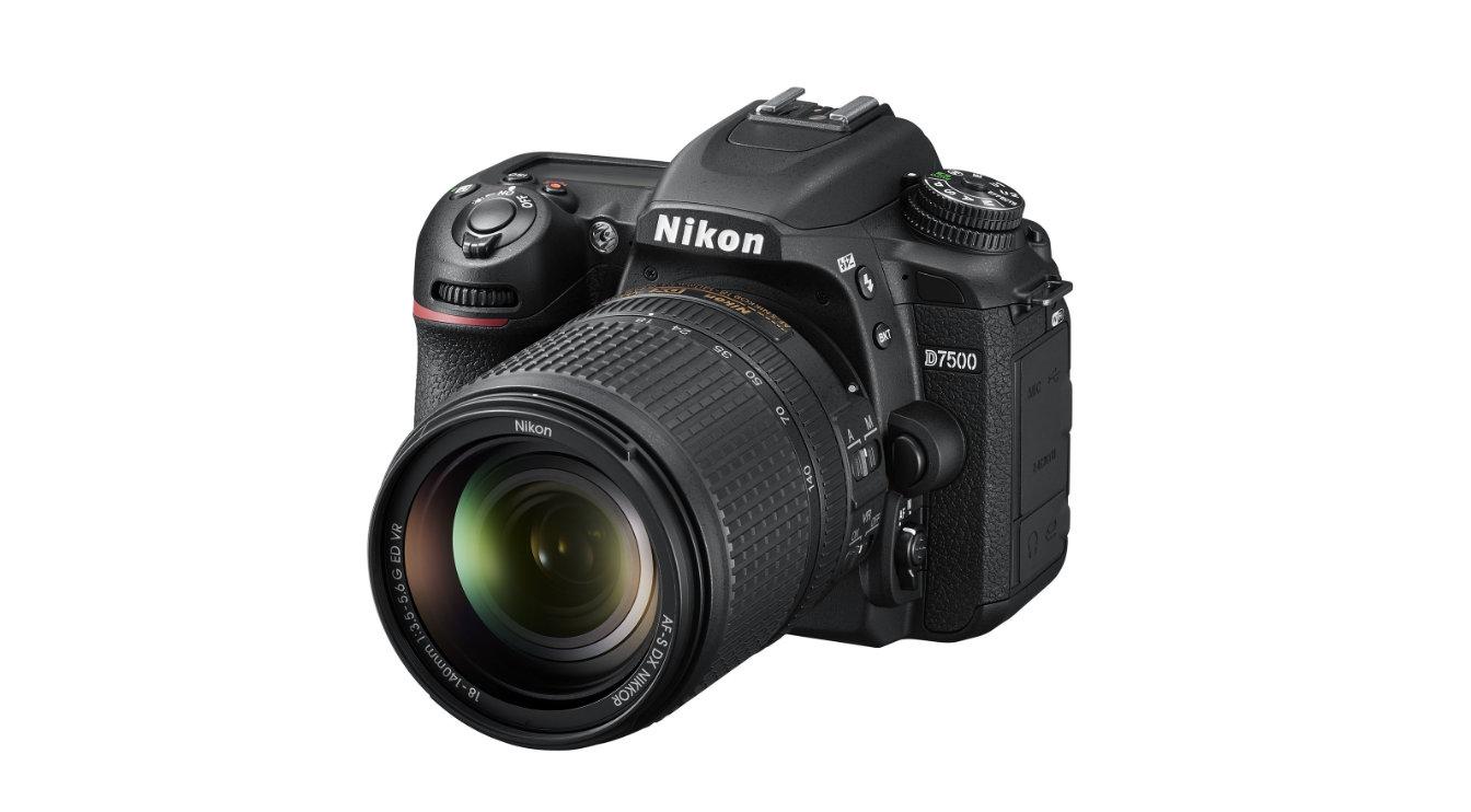 Купить Nikon D7500  18140 VR GT-81081-6024-T3 на Eurozakup - цены и фото - доставка из Польши и стран Европы в Украину.