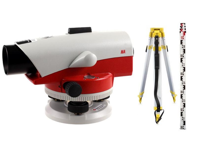 Optická úroveň Leica Na724 Patch Patch 5M IP57
