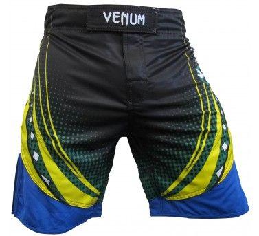 Venum Lyoto Electron 3.0 Šortky MMA Black XS