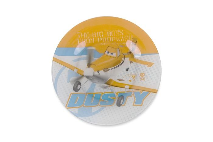 11016 Luminarc Disney Airplanes Dessert Plate