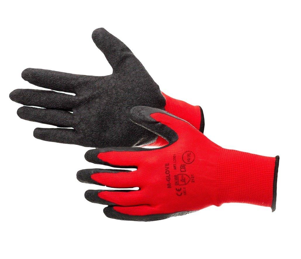 12 ПАР КРАСНЫХ ПЕРЧАТОК перчатки для иглоукалывания