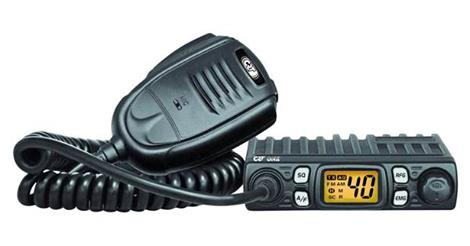 Item MINI CB RADIO CRT THEY ASQ RF-GAIN, FM/AM 10x10cm