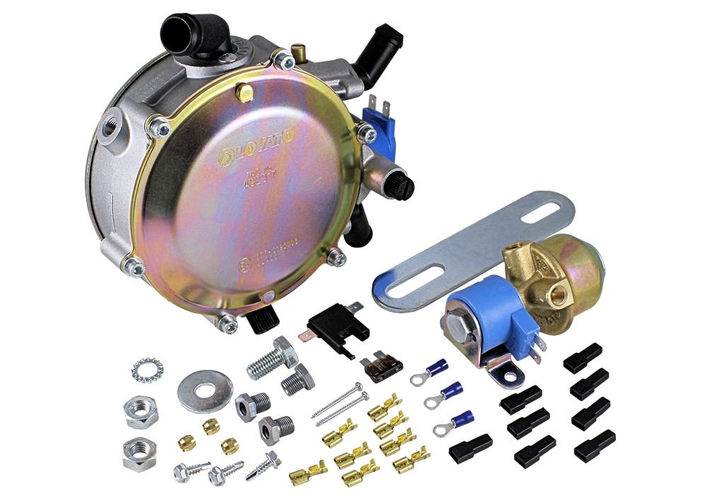 ловато редуктор elektronik rg92 + клапан комплект